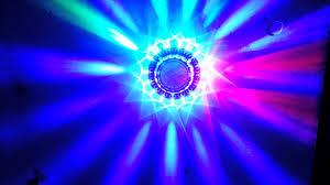 disco light sunflower led light party club bar concert item sound