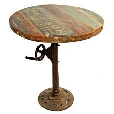 Dining Tables   Inch Round Dining Table Reclaimed Wood Round - 60 inch round dining table with lazy susan