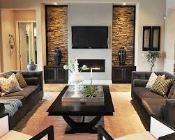 Living Room Arrangements Awesome Living Room Arrangements With Fireplace Home Online Design