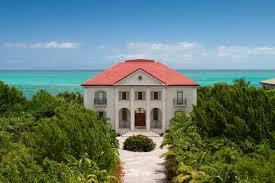 turks and caicos beach house beach villa paprika grace bay beach providenciales provo