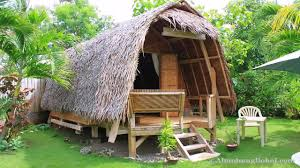 Native House Design Native Beach House Design In The Philippines Youtube