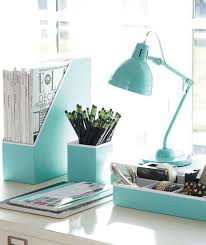 Teal Desk Accessories You Ll The Best Dressed Desk With These Accessories Of