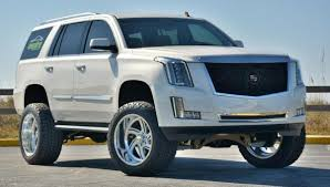 cadillac escalade lifted lifted 2015 cadillac escalade is an acquired taste gm authority