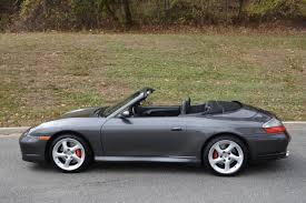 porsche slate gray metallic 2004 porsche 911 c4s cabriolet in slate grey metallic hunting