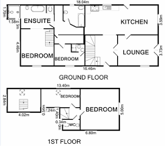 Chalet Bungalow Floor Plans Uk 4 Bedroom Property For Sale In Acland Road Landkey 325 000