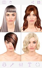 hairstyles application download woman hairstyles 2018 app ranking and store data app annie
