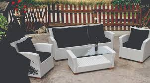 fresh black wicker outdoor furniture cheap buy in uk 20058