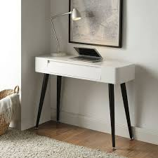 Writing Desks For Home Office Langley Dorinda Home Office Writing Desk Reviews Wayfair