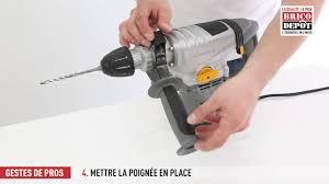 Brico Depot Tondeuse by Comment Bien Utiliser Un Marteau Perforateur Youtube