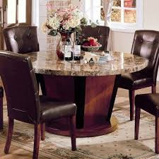 bologna 60 inch round dining table acme furniture furniture cart