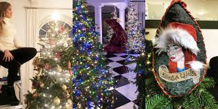 pictures of christmas decorations in homes celebrity holiday decorations how stars decorate homes and