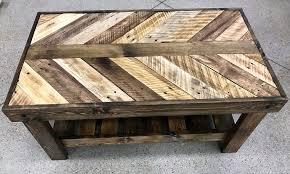custom made coffee tables custom made furniture rustic custom designs