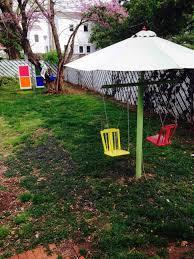 Basketball Backyard Outdoor Creative Backyard Playground Ideas Landscaping Fence