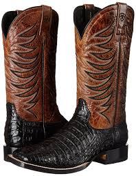 amazon com ariat men u0027s fire catcher western cowboy boot western