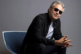 Blind Italian Singer Time To Say Goodbye Andrea Bocelli To Cameo In Biopic About Himself Billboard
