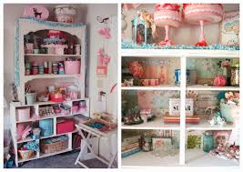 vintage pastel craft room decor advisor