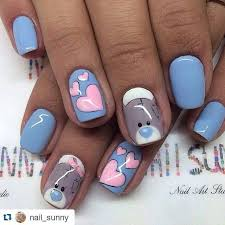 452 best valentine u0027s day nails images on pinterest valentine day