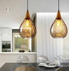 Pendant Lights Canada Canada Industrial Style Hanging Lighting Vintage Glass Pendant