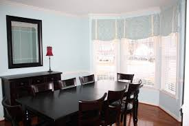 dated window treatments the whitlock family blinds and dining room