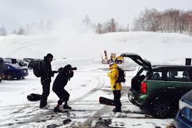 dream jobs in snow biz snowboard journalist