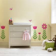 Flower Wall Decals For Nursery decor decals 2017 grasscloth wallpaper