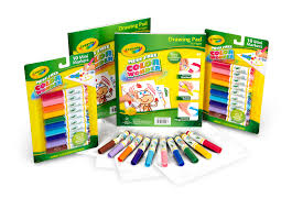 amazon com crayola color wonder mess free coloring no mess