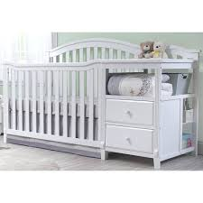 Changing Table Crib Combo Baby Crib And Changing Table In With Plans Dresser Combo Drawers