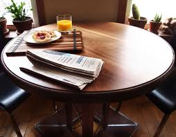 Salvaged Wood Placemats Industrial Dining Room Chicago By - Dining room table placemats