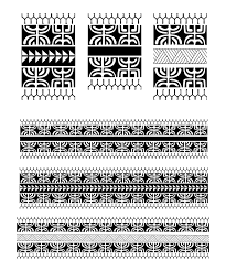 marquesan armband tattoo polynesian wrist tattoos polynesian