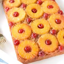 pineapple upside down cake recipe land o u0027lakes