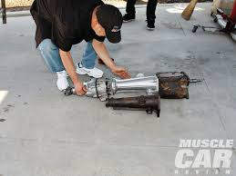 gear vendors under overdrive install deep trouble eliminator