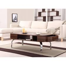 coffee table oakdale 6 drawer coffee table in natural solid oak