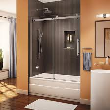 Niagara Shower Door by Fleurco Shower Door Novara Tub Enclosure Door And Panel Bliss