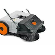 stihl stihl kg 550 manual sweeper stihl from gayways uk