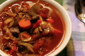hearty cabbage soup the health wish
