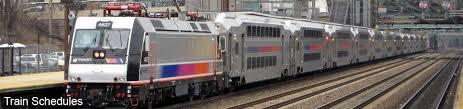 hudson bergen light rail schedule new jersey transit