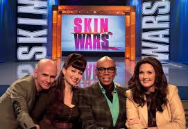 skin wars craig tracy u0027s fine art bodypainting gallery