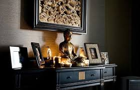 plain exquisite buddha statues home decor aliexpress buy resin