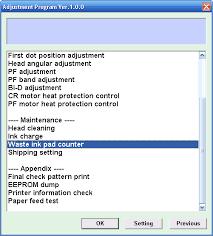 epson tx111 ink pad resetter download adjustment program resetter epson tx210 technical support