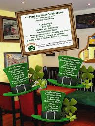 st patricks day events in town this weekend mm muscat mutterings
