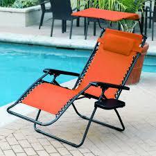 Zero Gravity Chair With Side Table Zero Gravity Chair With Side Table Zero Gravity Lounge Chairs