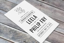 beautiful wedding invitations use icons to create simplistic yet beautiful wedding invitations