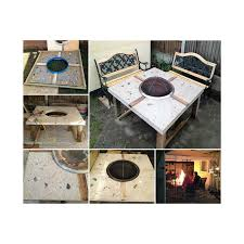 Fire Pit Kits For Sale by Exterior Enchanting Lowes Fire Pit Kit For Modern Patio Design