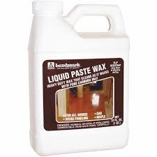 lundmark liquid paste floor wax 3208f32 6 do it best