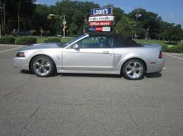 2004 mustang svt 2004 ford mustang svt cobra svt 2dr supercharged convertible in