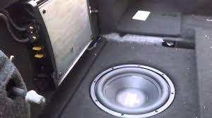 c6 corvette sub box 1998 chevy corvette stereo system installation