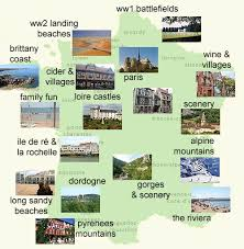where to visit in and popular regions
