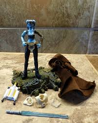 custom aayla secura hybrid figure by jvcustoms by jvcustoms on