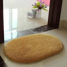 Bathroom Floor Rugs Sale Shaggy Bathroom Rug Color Plush Velvet Slip Mats