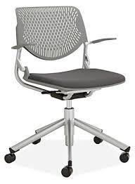 Modern Desk Chair Runa Swivel Office Chair Modern Office Chairs Task Chairs